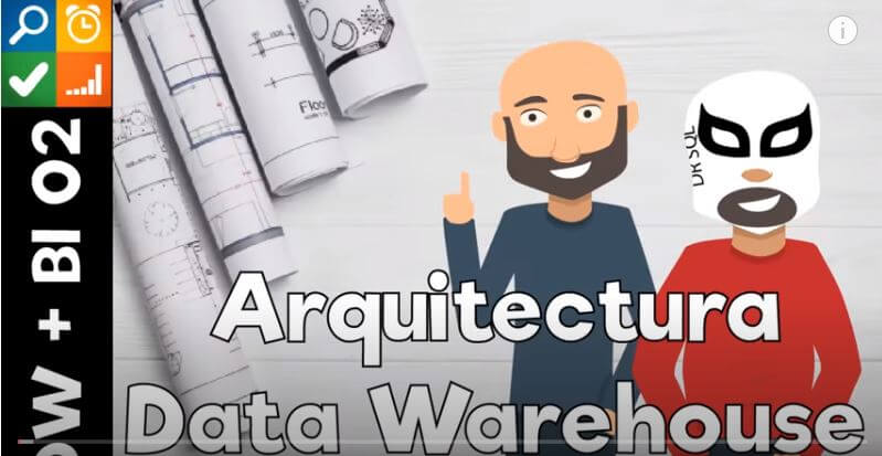 Arquitectura Data Warehouse - Curso DW + BI
