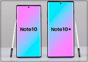 Galaxy Note 10 y el Note 10 Plus, sencillamente unos colosos